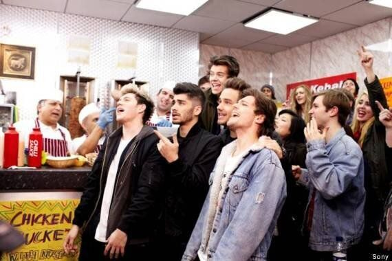 One Direction 'Midnight Memories' Video: Behind The Scenes