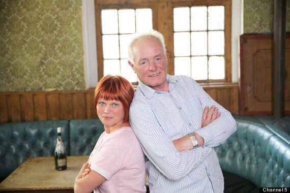 'Celebrity Big Brother' Sees Coronation Street's Bruce Jones And Vicky Entwistle, Aka Les And Janice...
