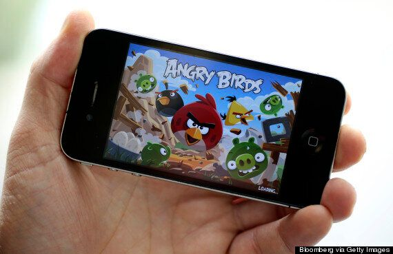 Angry Birds Even Angrier Following NSA