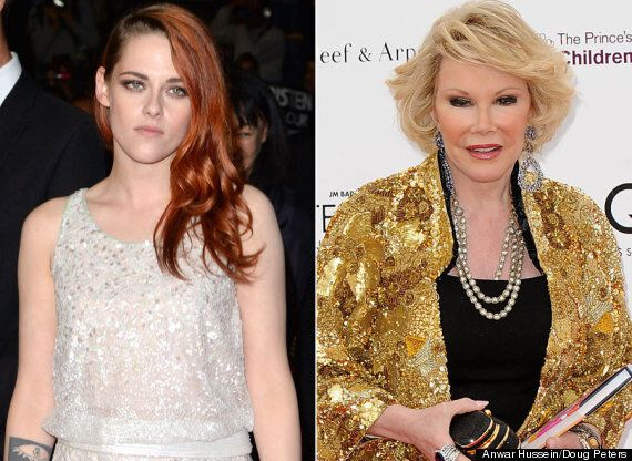 Kristen Stewart To Sue Joan Rivers? 'Fashion Police' Presenter's Memoir Mentions Actress's Affair With...