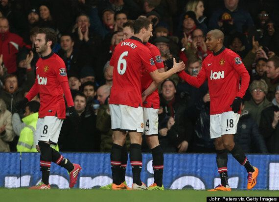 Manchester United 2-0 Cardiff: Juan Mata Overshadowed By Ashley