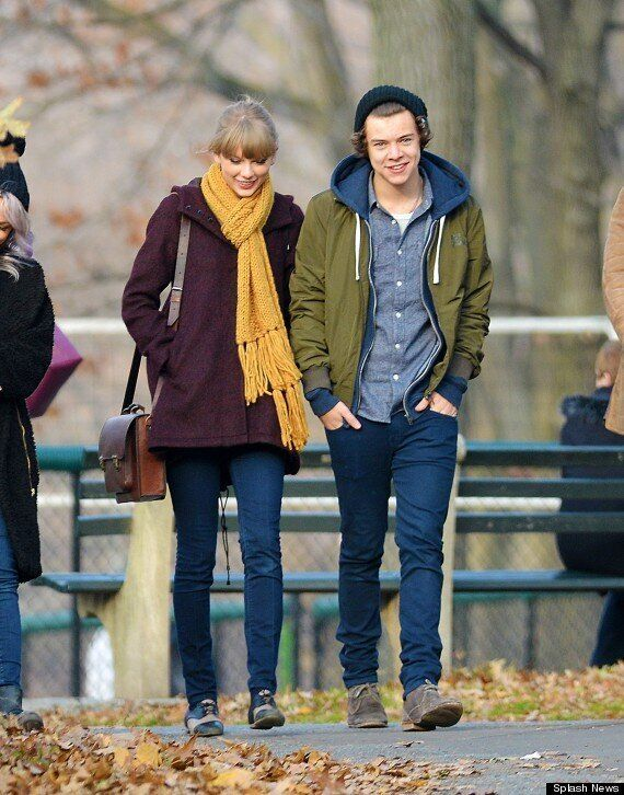 harry styles and taylor swift relationship