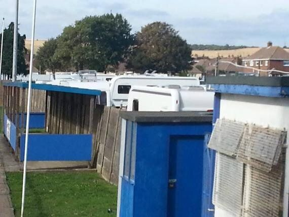 Shoreham FC's Match With Lingfield Postponed Due To