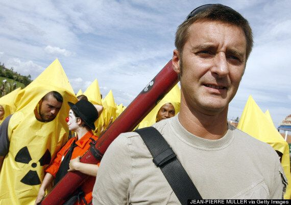 Greenpeace 'Embarrassed' Executive Pascal Husting Will Now Have To Take A Train, Not Plane To