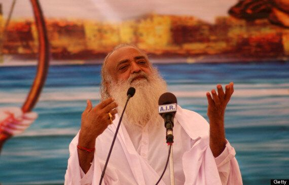 Asaram Bapu, Guru Who Said Delhi Gang Rape Victim Was Equally Responsible For Fatal Attack Is Investigated...