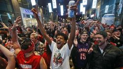 Fans Across Canada Will Be Cheering On The Raptors For Game 6