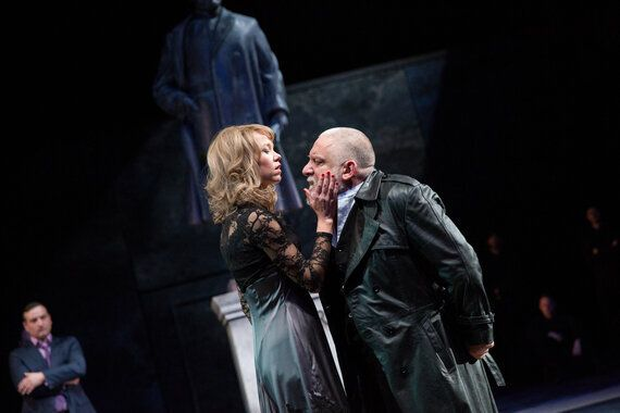 Theatre Review: King Lear, National