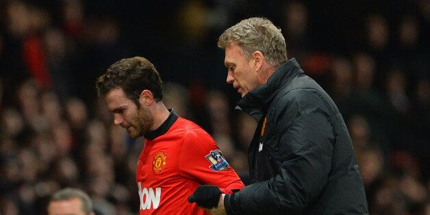 Mata lasted 84 minutes on his