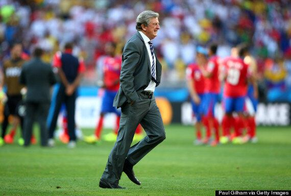Roy Hodgson Is To England What David Moyes Was To Manchester