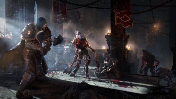 Talking 'Lords of the Fallen' with Jan Klose from Deck