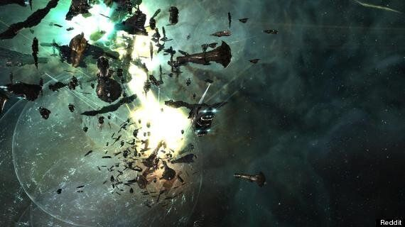 Deadliest-Ever 'Eve Online' Battle Costs Players $200K In Real
