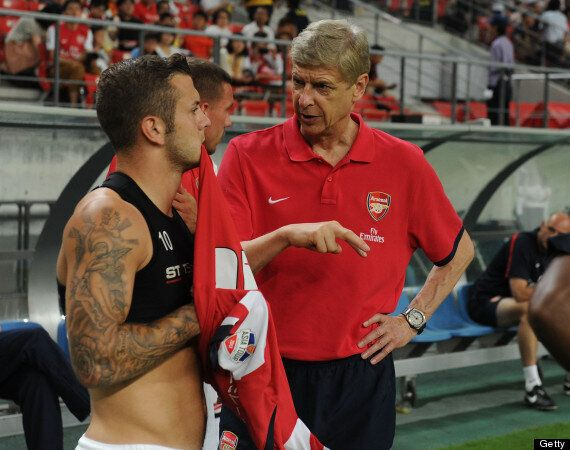Jack Wilshere Would Consider Arsenal Future If Arsène Wenger