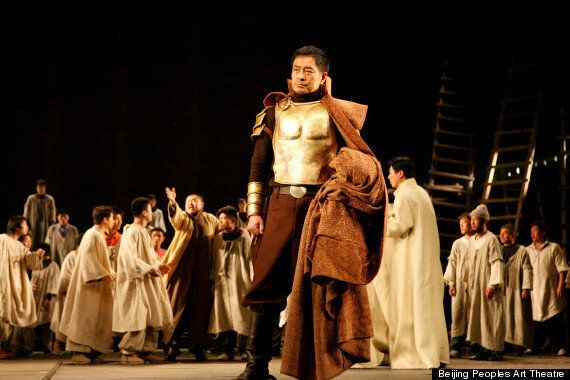 The Tragedy Of Coriolanus (REVIEW): Shakespeare Meets Heavy Metal At the Edinburgh International
