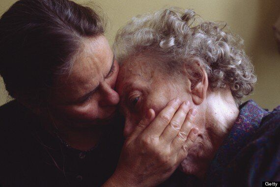 Care For Elderly Relatives? You Should Get Time Off Work, Says