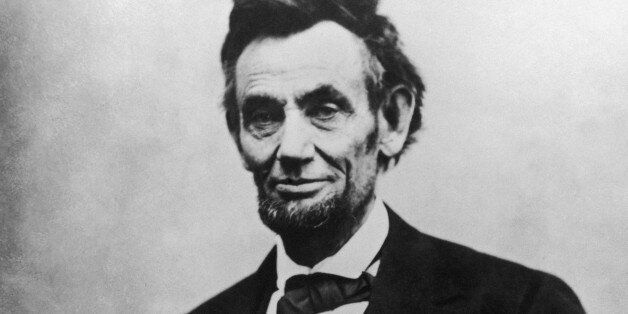 Abraham Lincoln (1809 - 1865), the 16th President of the United States of America. (Photo by Alexander...