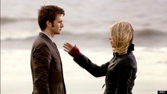Doctor Who 'Doomsday' Scene With David Tennant, Billie Piper Voted SFX's Greatest Sci-Fi Scene Ever -...