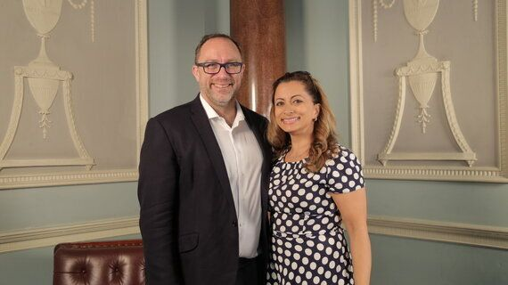Wikipedia Founder Jimmy Wales Supports Tech4Good and Tells Government to Back