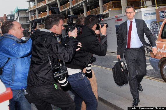 David Cameron Attacked For 'Astonishing, Unprecedented' Comments About Andy Coulson That Nearly Collapsed...