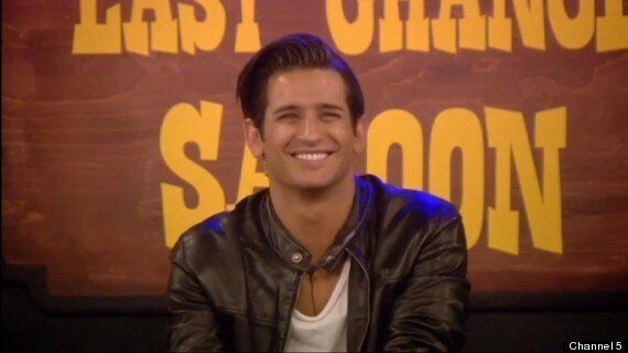 'Celebrity Big Brother': Ollie Locke And Sam Faiers' Flirting Heats Up, As He Reveals Date