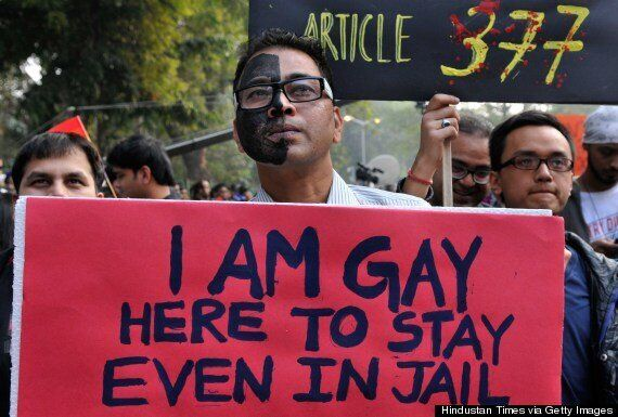 Gay Sex Ban Upheld By Indian Supreme