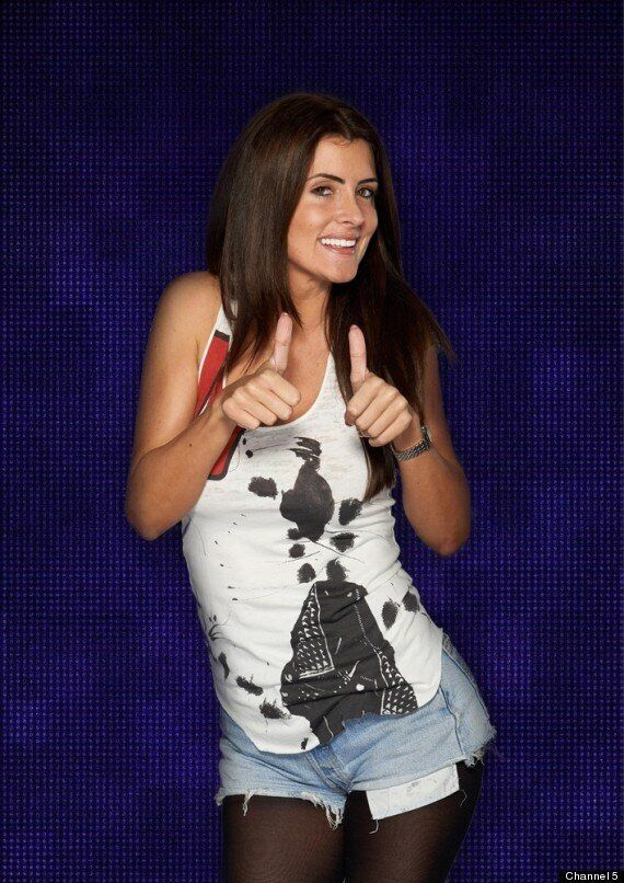 'Big Brother' New Housemate Jenny Thompson 'Will Drive Rival Helen Wood Out Of The