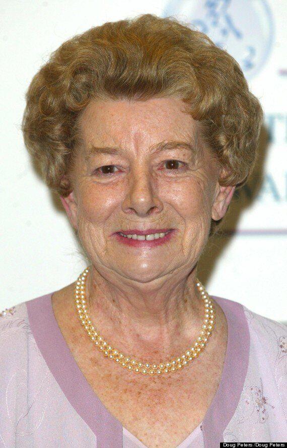 'Coronation Street' Hilda Ogden Actress, Jean Alexander, Rushed To