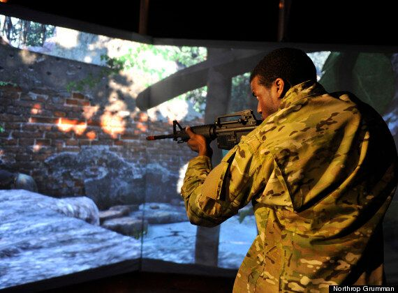 Virtual Immersive Portable Environment VIPE Holodeck Could Be What Gaming Looks Like