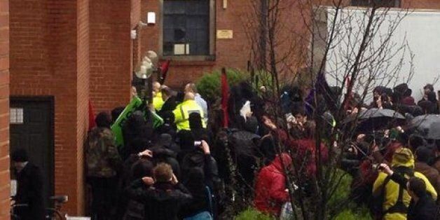 14 Students Arrested Following 'Violent' Birmingham University