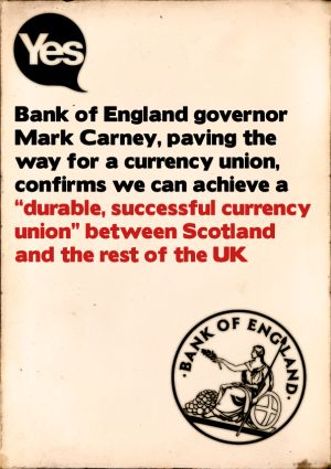 Common Sense From the Bank of England on Scotland's