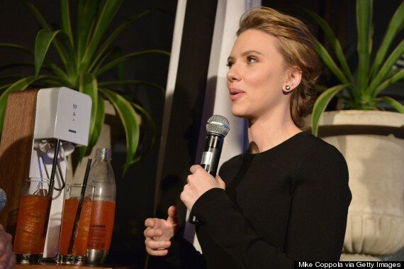 Scarlett Johansson Stands By SodaStream And Ditches Oxfam Over Israel Boycott