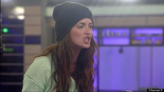 'Big Brother': Helen Wood Receives Official Warning Over Angry And 'Threatening' Rant At Matthew