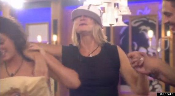 'Celebrity Big Brother': Carol McGiffin Lives Up To 'Loose Women' Reputation After Boozy Night With Housemates