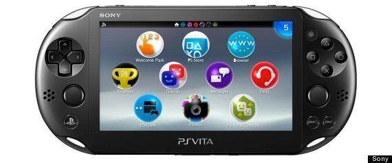 PS Vita 'Slim' UK Release Date: Sony Unveils New Handheld Model Coming Feb