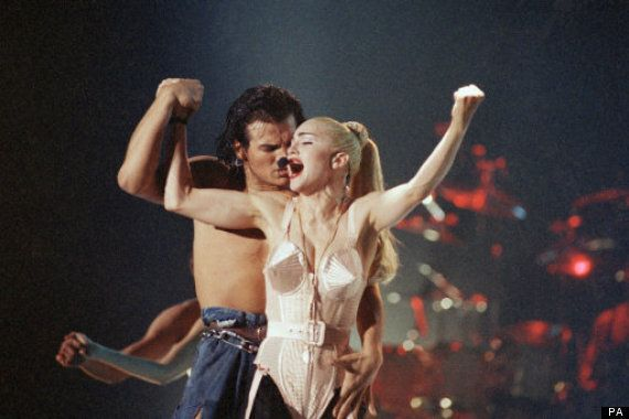 Female Pop Star Causes Outrage With Sexually Provocative Performance In Racy