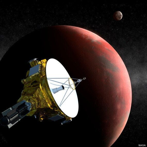 NASA Agrees To Turn New Horizons Probe Into A Message-In-A-Bottle For