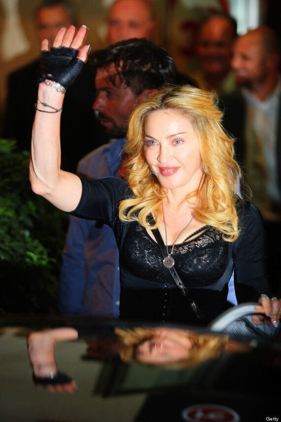 Madonna Named Forbes' Highest-Earning Celebrity, Beats Steven Spielberg And Simon