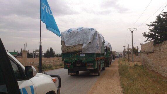 Field Diary: 72 Hours to Travel 32 Kilometres - A Humanitarian Mission in