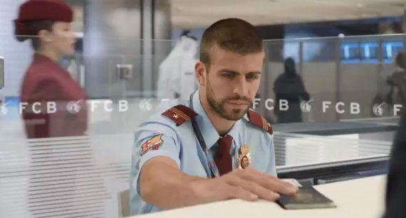 Barcelona's Brilliant Qatar Airways Advert Takes Off Online