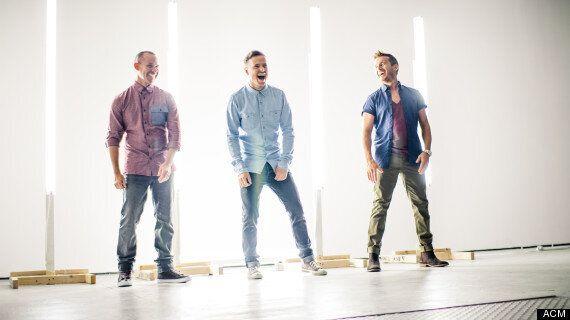 'The Big Reunion Tour': 911 Boyband Star Enjoys Bedroom Spike, Admitting 'I Went