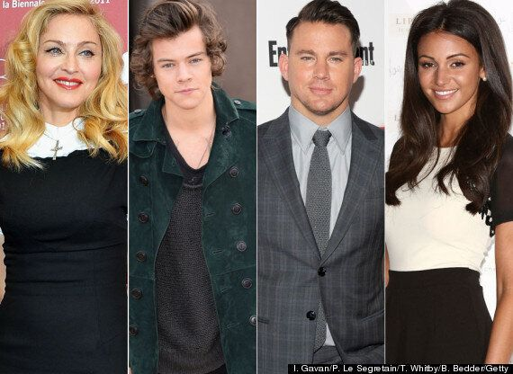Before They Were Famous: What Did Harry Styles, Channing Tatum And Michelle Keegan Do Before Making It