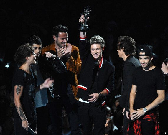 VMA Awards: Booed, Sworn At By Taylor Swift, Comforted By Lady Gaga - Did One Direction Have A Good Or...