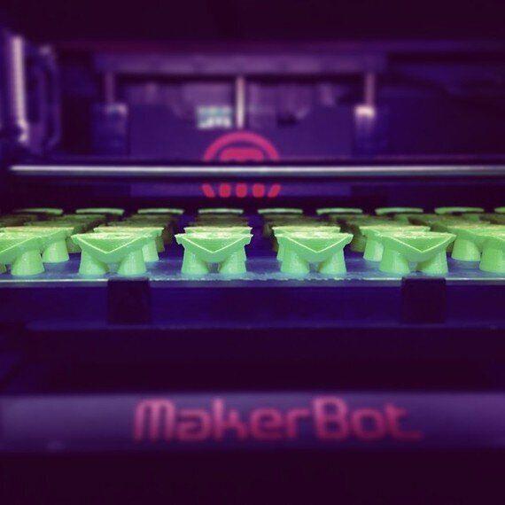 3D Printing Beyond the