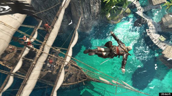 Assassin's Creed 4: Black Flag Preview: We Play Test Ubisoft's Pirate