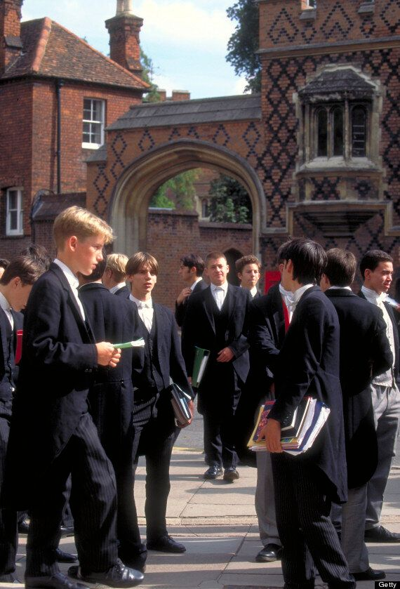Half Of British Parents Would Not Send Children To Private School, Even If It Was