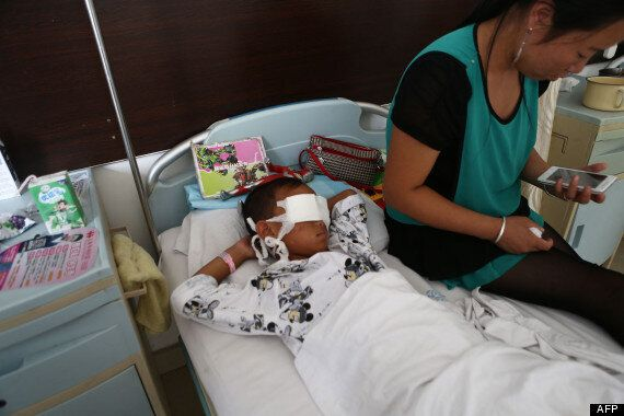 Chinese Boy, 6, Has Eyes Gouged Out In Suspected Organ Trafficking Attack