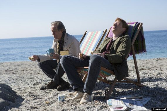 Bill Nighy Calls Richard Curtis Rom-Com 'About Time' His Own Wake-Up