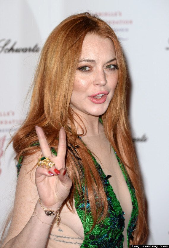 Lindsay Lohan In 'Speed The Plow': 'Mean Girls' Actress 'Thrilled' To Be Making London West End Theatre