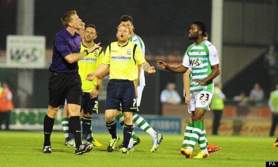 Yeovil Let Birmingham Walk In Goal In 3-3 Capital One Cup Tie