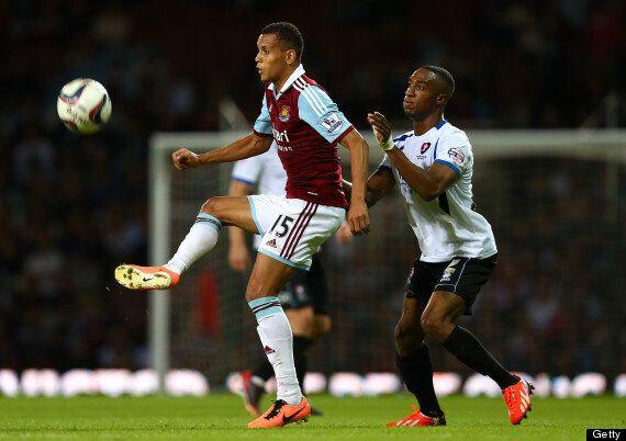 West Ham 2-1 Cheltenham: Ravel Morrison Dazzles On Full