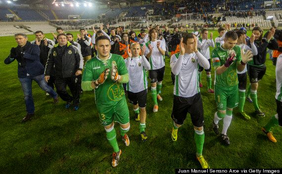 Racing Santander Refuse To Play Vs Real Sociedad Over Unpaid Wages